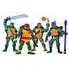 Turtles Микеланджело ниндзя-атака, 15 см серия ROTMNT, 81403, фото 6