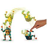 Turtles Микеланджело ниндзя-атака, 15 см серия ROTMNT, 81403, фото 3