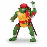 Turtles Рафаэль ниндзя-атака, 15 см серия ROTMNT, 81404, фото 2