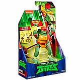 Turtles Рафаэль ниндзя-атака, 15 см серия ROTMNT, 81404, фото 4