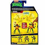 Turtles Рафаэль ниндзя-атака, 15 см серия ROTMNT, 81404, фото 5