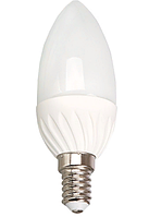 Лампочка светодиодная C35 4W 350LM E14 6000K