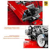 Мотоблок бензиновый, ЗУБР, МТБ-300, фото 9