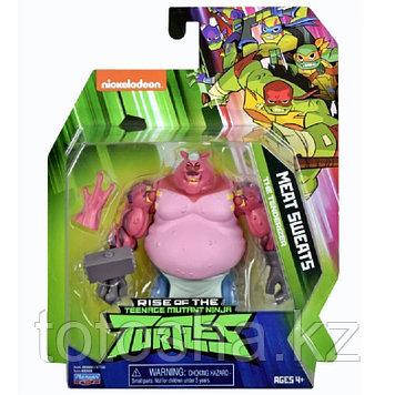 Turtles Злодей шеф-повар 12 см. серия ROTMNT, 80809