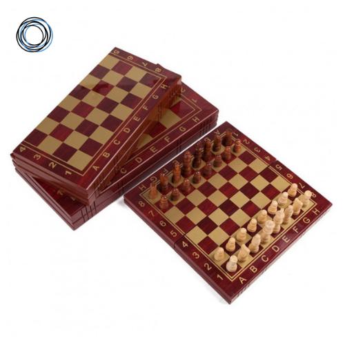 Настольная игра 3 в 1 шахматы, шашки и нарды