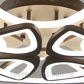 Люстра ЛЭД X-19619/4+4 Coffee, фото 2