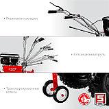 Мотоблок бензиновый усиленный, ЗУБР, МТУ-350, фото 6