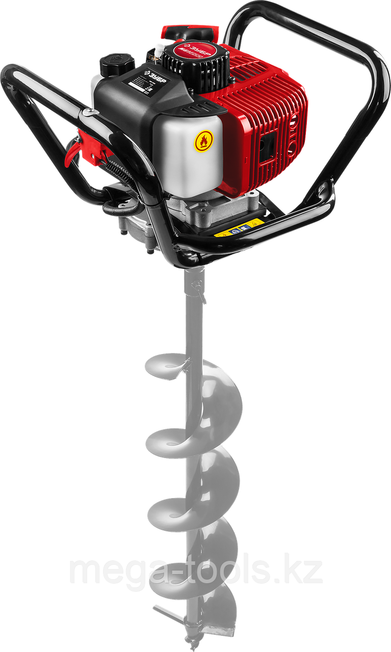 Мотобур ЗУБР, (бензобур) МБ1-200