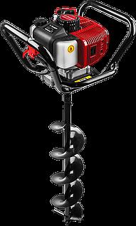 Мотобур (бензобур) со шнеком, ЗУБР, МБ1-200 Н