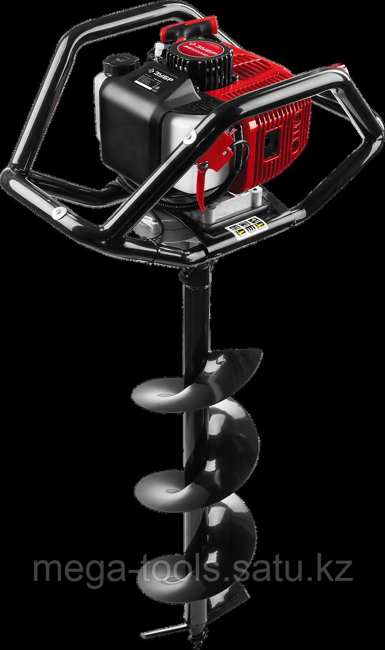 Мотобур (бензобур) со шнеком, ЗУБР МБ2-250 Н