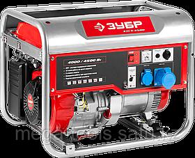Генератор бензиновый ЗЭСБ-4500
