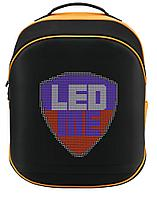 Prestigio LEDme MAX backpack, animated backpack with LED display, Nylon+TPU material, connection via, фото 1