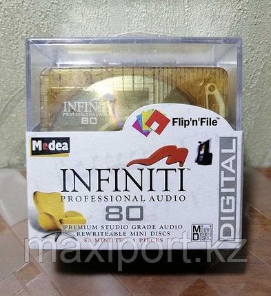 Минидиск INFINITI 80 для минусовок Minidisk, фото 2
