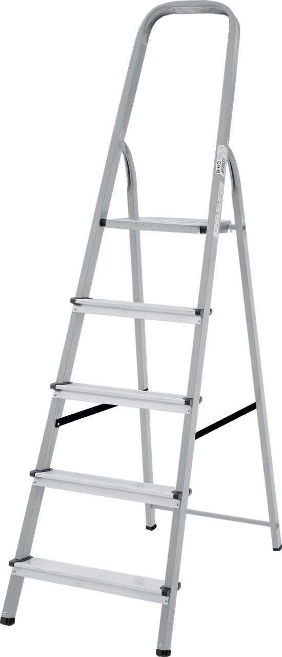 Стремянка комбинированная 5 ступеней
