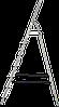 Стремянка комбинированная 7 ступеней, фото 3
