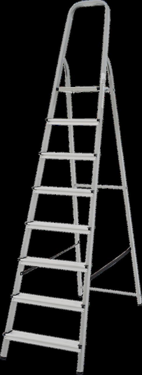 Стремянка комбинированная 8 ступеней