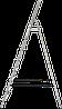 Стремянка комбинированная 8 ступеней, фото 3
