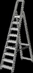 Стремянка комбинированная 9 ступеней
