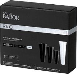 4 мини продукта из линий DOCTOR BABOR и DOCTOR BABOR PRO  (пост пилинговый набор) AHA PEELING OVERNIGHT 5 ml