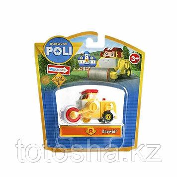Robocar Poli Макс металлическая машинка 6 см , 83176