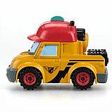 Robocar Poli Марк металлическая машинка 6 см , 83305, фото 3
