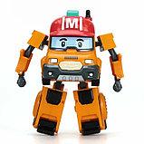 Robocar Poli Марк трансформер Robocar Poli 10 см , 83307, фото 3
