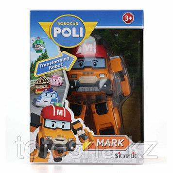 Robocar Poli Марк трансформер Robocar Poli 10 см , 83307