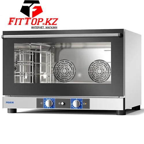 Печь конвекционная PIRON PF7504 (4 GN1/1 или 600х400, 6,3кВт, увлаж.750x720x540)