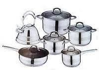 Набор посуды VICALINA VL-8013 с чайником 3л
