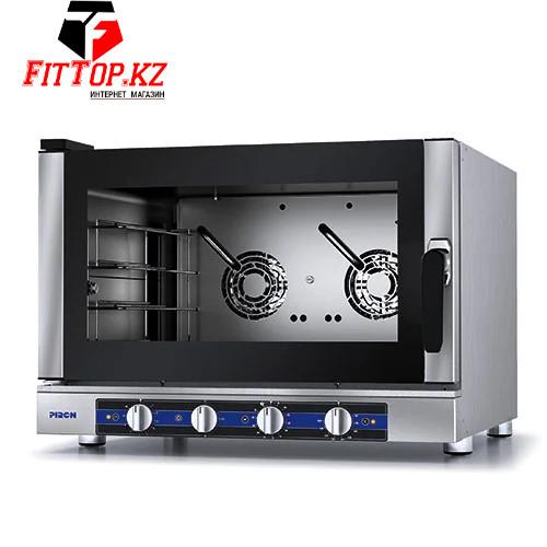 Пароконвектомат PIRON PF7404 (4 GN1/1 или 600х400, 6,3 кВт, 760x760x540мм)