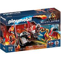 Игровой набор Playmobil Воины Бернхэма, Обучающие Драконов 70226