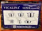 Набор посуды VICALINA VL-8013 с чайником 3л, фото 3