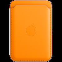 Оригинальный кожаный бумажник iPhone с MagSafe
