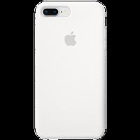 Оригинальный чехол силикон IPhone 8 Plus / 7 Plus Silicone Case - White