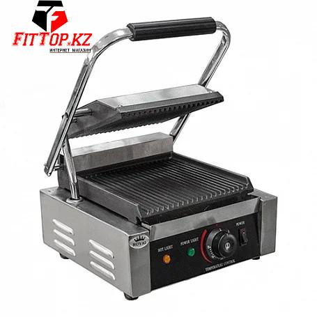 Гриль контактный EG-811 ROAL  (305х385х200 мм, 1,8 кВт, 220В)