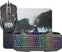 Комплект игровой Defender Reaper MKP-018 RU мышь+клавиатура+ковер
