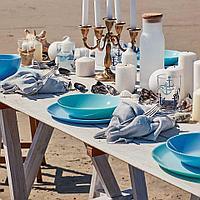 Столовый сервиз Luminarc Diwali Blue & Turquoise 19 предметов на 6 персон, фото 1