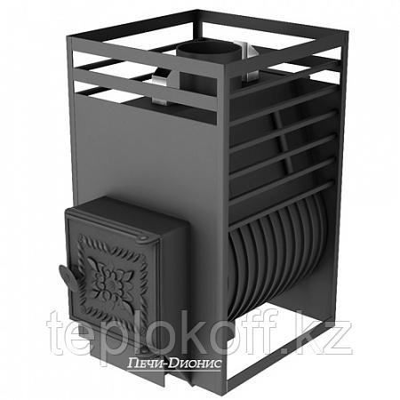 Печь для бани ХОТТАБЫЧ v3 под обкладку (Дионис) 18 - 30 м3