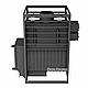 Печь для бани ХОТТАБЫЧ v3 под обкладку/S (Дионис) 18 - 30 м3, фото 3
