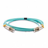 Оптический патч-корд HP Premier Flex LC LC Multi-mode OM4 2 Fiber 1m Cable QK732A