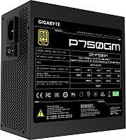 Блок питания Gigabyte 750W 240V Active PFC  80+ GOLD GP-P750GM