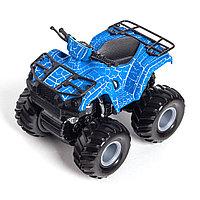 Инерционный внедорожник 12см  X Game kids  X7661  Серия OFF-ROAD