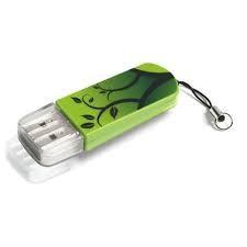 USB Флеш 16GB 2.0 Verbatim 049408 земля
