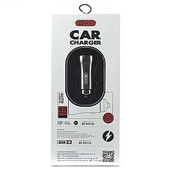 Автомобильное зарядное устройство BYZ YL-819 2XUSB 3.1A, Gray
