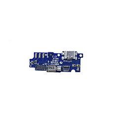 Нижняя плата Meizu M2 mini с коннектором заряда и гарнитуры и с вибромотором (63)