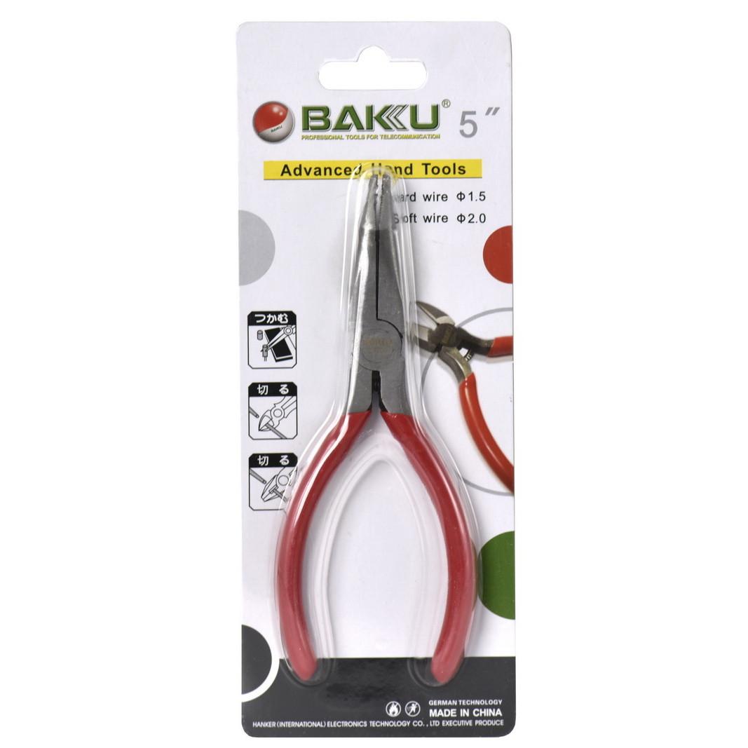 Плоскогубцы Baku BK-031