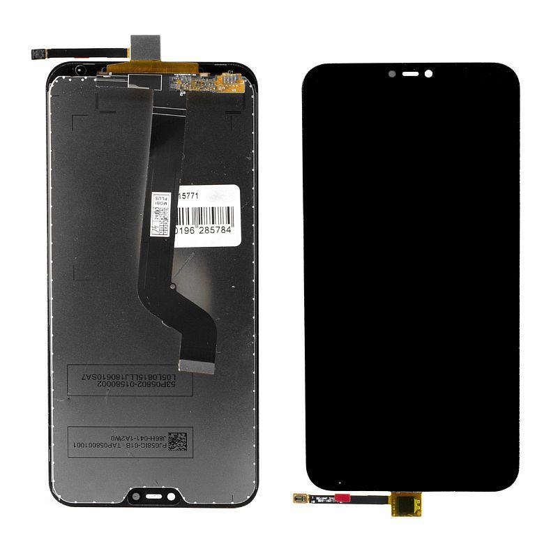 Дисплей Xiaomi Mi A2 Lite в сборе, Black