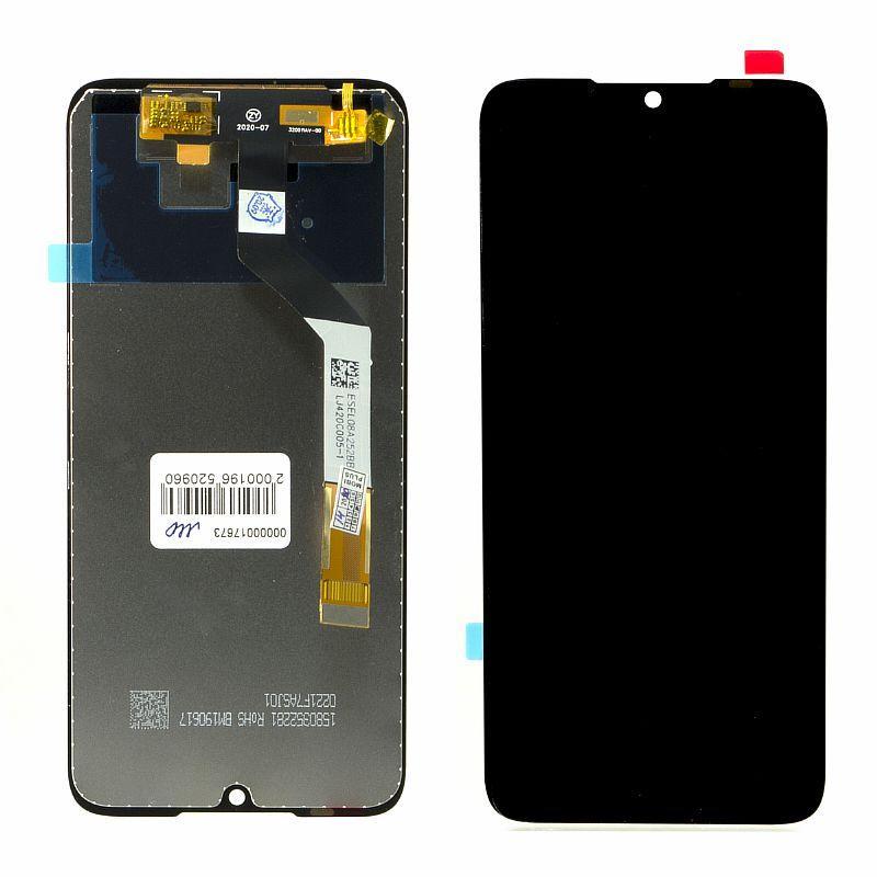 Дисплей Xiaomi Redmi Note 7 в сборе Black