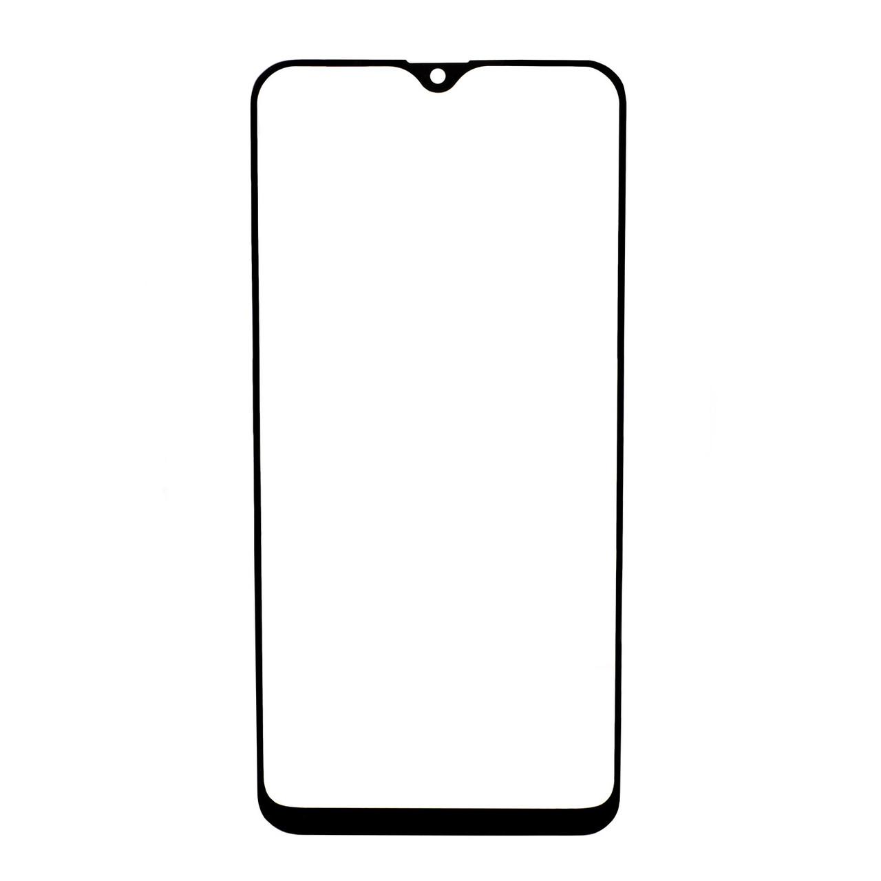 Стекло Samsung Galaxy A20S Original, Black