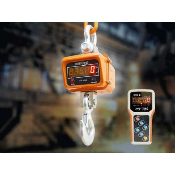 Весы крановые Смартвес ВЭК-3000 с дублированием